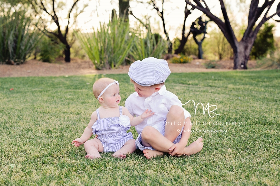 Tucson baby photographer Michelle Rooney Photography