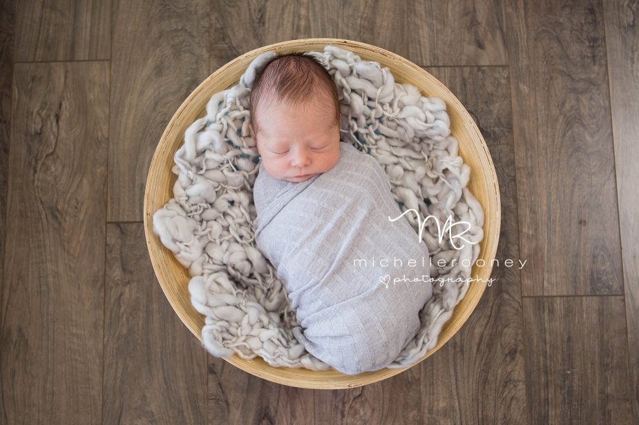 Tucson newborn baby photographer Michelle Rooney Photography